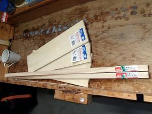 100均の木材