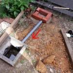 排水桝DIY
