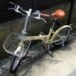 HIATE折りたたみ自転車HI-206