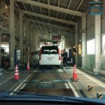 車検検査ライン