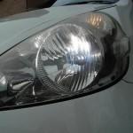 ホンダフィットDIYヘッドライトバルブ交換